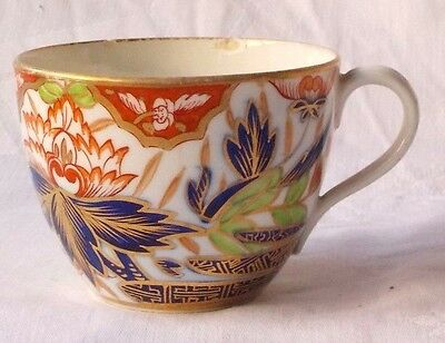 Early C19Th Spode Cup Decorated With A Japan Pattern