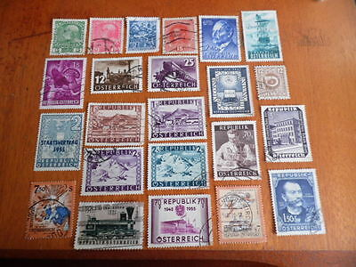 Austria ~ Mixed Used ~ Lot 3 (Dec)