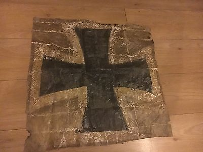 Ww1 Imperial German Aircraft Fabric Cross.