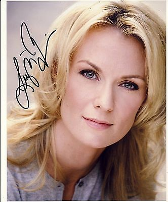 Leigh Zimmerman Autograph Signed 10x8 Photo [2479]