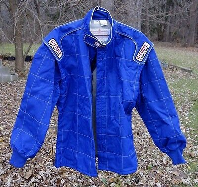 G-Force Cart Suit Racing Gear L Large Jay Wright Jacket Only