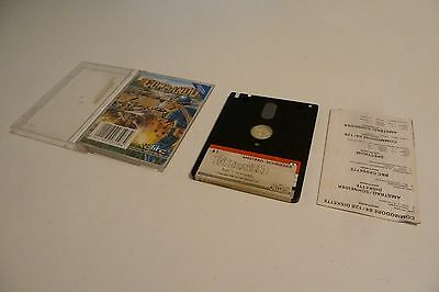Commando by Elite for Amstrad On Disc
