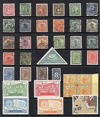 CHINA Mint and Used STAMP COLLECTION Ref:QD620