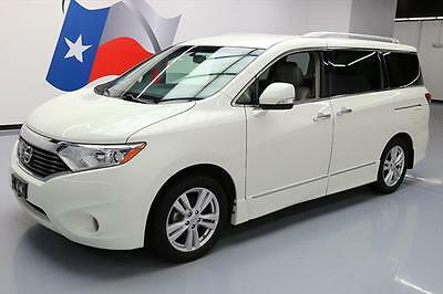 2011 Nissan Quest  2011 NISSAN QUEST 3.5 SL 7PASS HTD LEATHER REAR CAM 49K #012976 Texas Direct