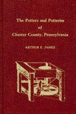 Potters Potteries Chester County Pennsylvania