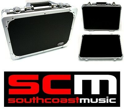 Cnb Pc304 Guitar Fx Effects Pedal Hard Road Case Removeabl Lid Velcro  Hardcase