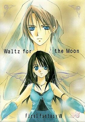 Final Fantasy 8 VIII FF8 FFVIII Doujinshi Squall x Rinoa Waltz for the Moon