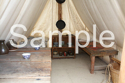 Digital Image Photo Of Ancient Tent Mine By Me JPG Format E-mail Only Cent Penny