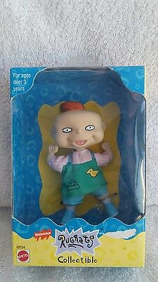 Mattel rugrats collectible 'phil deville' 69254 in sealed box
