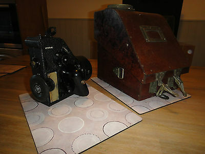 BUBBLE SEXTANT MK IX AM British RAF World War II Air Ministry  6B/312 1943