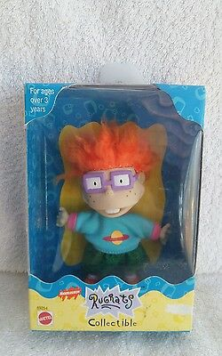 Mattel nickelodeon rugrats collectible 'chuckie' 69254 in sealed box