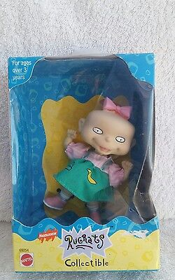 Mattel nickelodeon rugrats collectible ' lillian deville' 69254 in sealed box