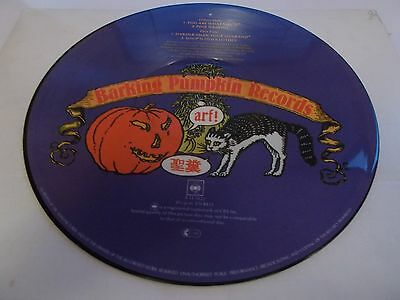 Frank Zappa Picture Disc Barking Pumpkin Records You Are What You Are 1981