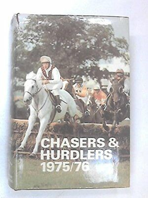 Horse Racing - Timeform Chasers and Hurdlers 1975/76 - Very Good Condition!