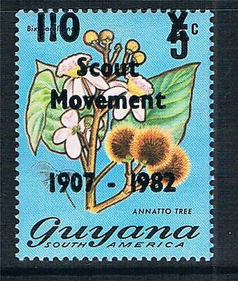 Guyana 1982 Surcharge issue SG 901 MNH