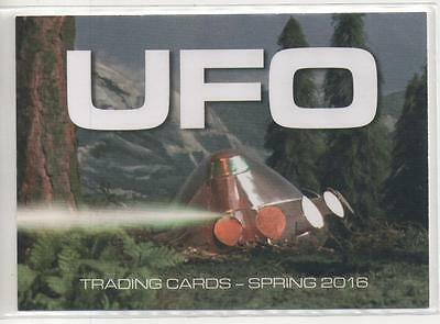 UFO Promo Trading Card No.UP1
