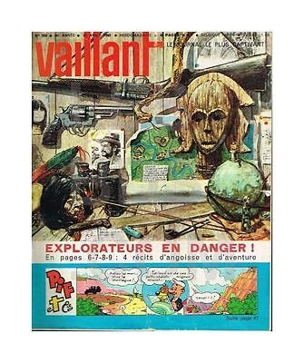 Vaillant   N°    954   1963   Cheret ...  Be/be+