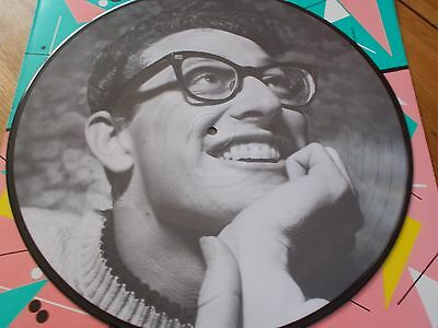 Buddy Holly Picture Disc Lp 1983 Denmark Pressing