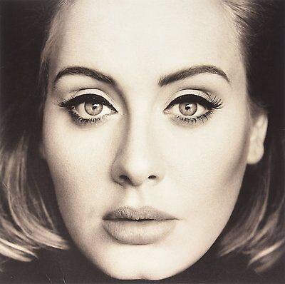 Adele - 25 (Vinyl LP) NEW/SEALED
