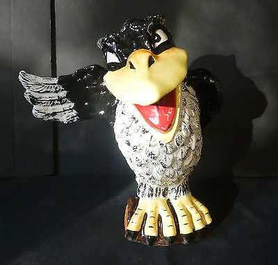 "Lorna Bailey Large Bird ""ray Rook"" Limited Edition Number 54/100"