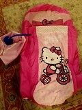 My First Ready Bed Hello Kitty pump and bag