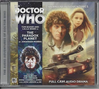 DOCTOR WHO - THE 4th DOCTOR - THE PARADOX PLANET