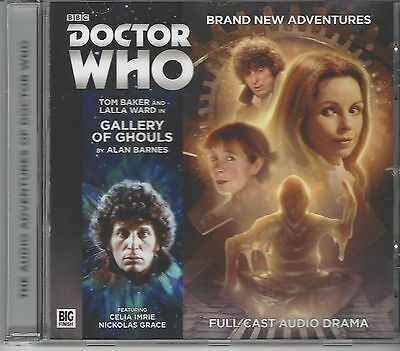 DOCTOR WHO - THE 4th DOCTOR - GALLERY OF GHOULS
