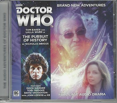 DOCTOR WHO - THE 4th DOCTOR - THE PURSUIT OF HISTORY