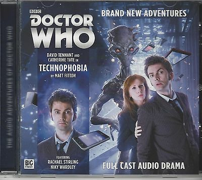 Doctor Who - The Tenth Doctor Adventures - Technophobia