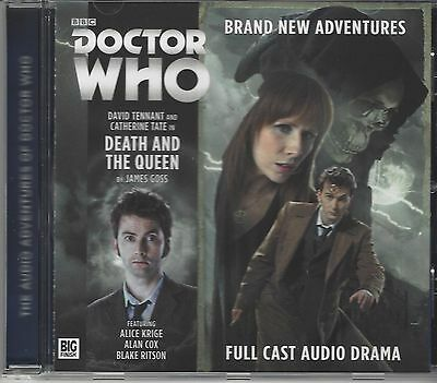 Doctor Who - The Tenth Doctor Adventures - Death And The Queen