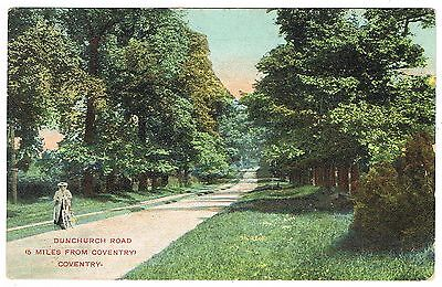 1908 Postcard - Dunchurch Road Coventry Warwickshire