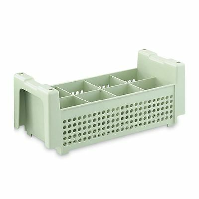 Vollrath 52640 8-Compartment Flatware Basket without Handles