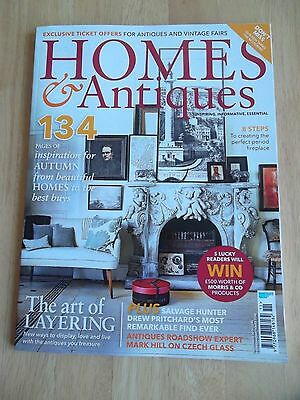 Homes & Antiques Monthly Magazine - November 2016