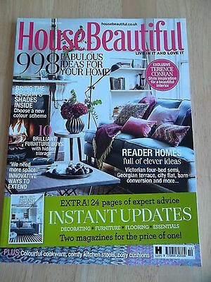 House Beautiful Monthly Magazine - October 2016
