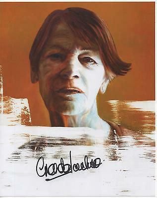 "Old Vic King Lear Glenda Jackson ""King Lear"" Autographed Photo"