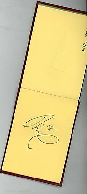 Ross County Jackson Irvine HAND SIGNED autograph