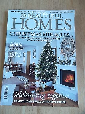 25 Beautiful Homes Monthly Magazine December 2016