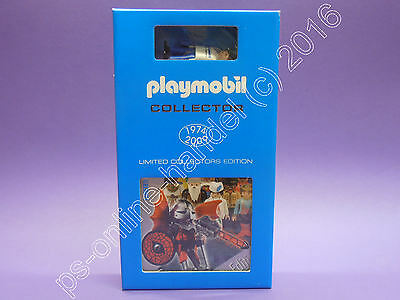 Playmobil Collector 3. Edition 1974 - 2009 Limited Collectors Edition + Figur