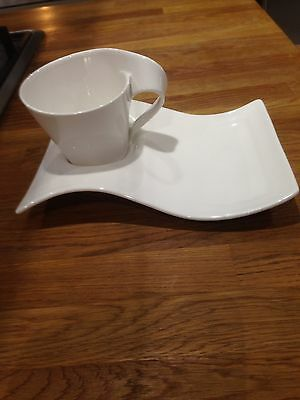 Villeroy Boch Cup And Saucer