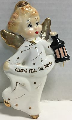 1956~YONA~ALWAYS TELL THE TRUTH~ Made in Japan~Vintage~16314C