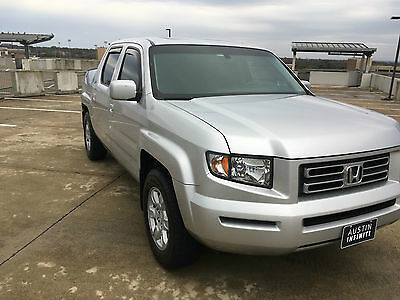 2006 Honda Ridgeline  RTL 4WD  Crew Cab Pickup 4-Door 4WD, Power Sunroof, Leather Seats,Front Buckets Heated Seats ,Adult owned