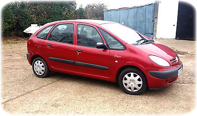 Renault Picasso 51 Plate. Spares & Repairs Though It Runs!