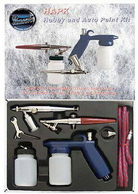 Paasche Airbrush Hobby and Auto Paint Kit - Airbrush Spray Set