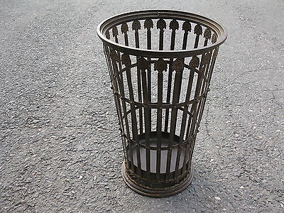 Metal Umbrella stand rack in Country House Style 50 cm