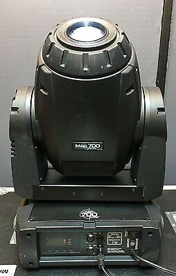 MARTIN MAC 700 PROFILE with WARRANTY moving head VAT INCLUDED 4x AVAILABLE!