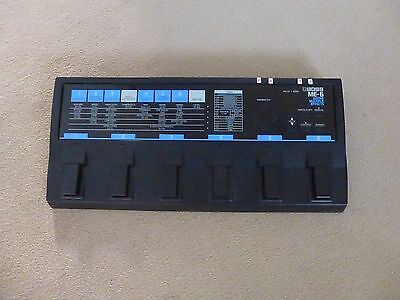 Boss ME-6 guitar multiple effects pedal