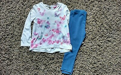 4-5 Years NEXT Leggings and Top
