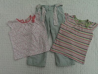 3-4 Years M&S Outfit