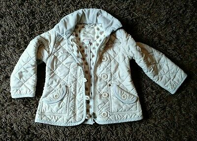 3-4 Years  NEXT Quilted Jacket