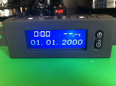 Vauxhall Corsa C, Digital Radio, Date, Time Display, *blue Display*